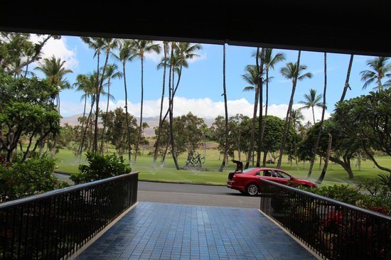 View From Golf Vista Room Picture Of Mauna Kea Beach Hotel