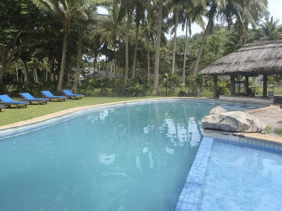 Naigani Island Resort: The Pool