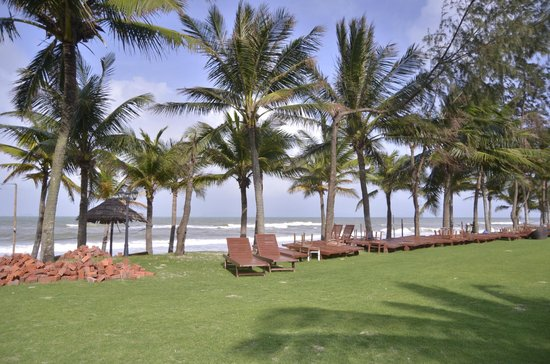 Palm Garden Beach Resort & Spa: peaceful