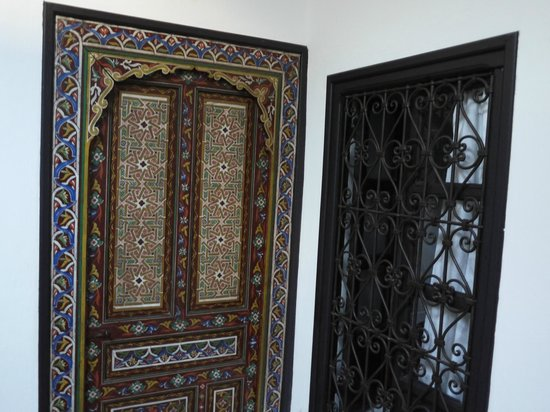 Dar Hannan Hotel Riad: En la primera planta