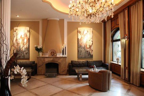 Hotel Coellner Hof: Hotelhalle / Lobby