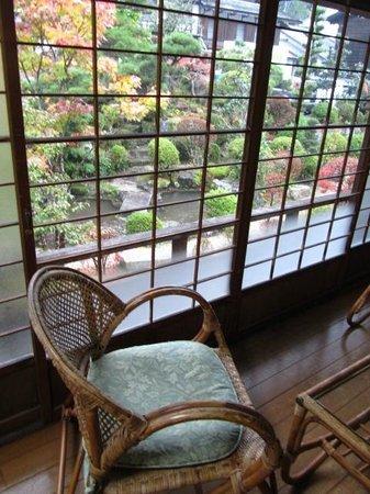 Ryokan Fujioto: Giardino