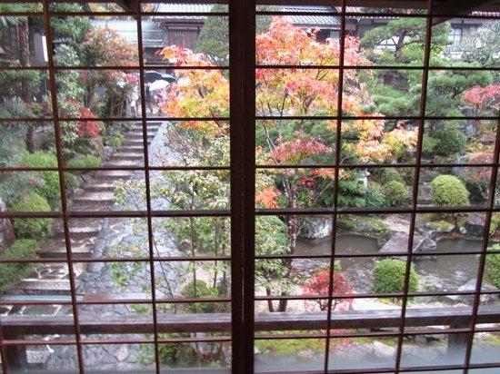 Ryokan Fujioto: Vista