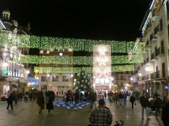 plaza del torico navidad