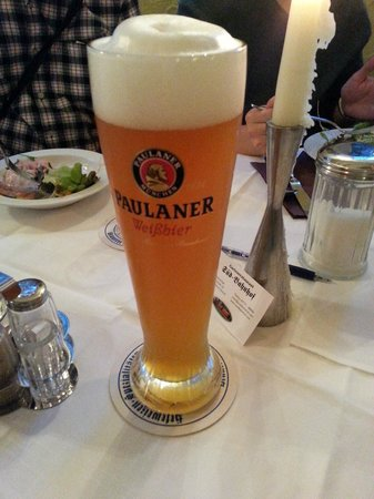 Sudbahnhof: They gifted me the glass when we were leaving