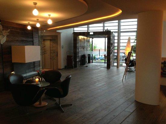 Hotel Kaufmann: Eingangsbereich/Rezeption