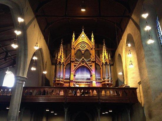 Domkirken (Bergen Cathedral) : Большой орган
