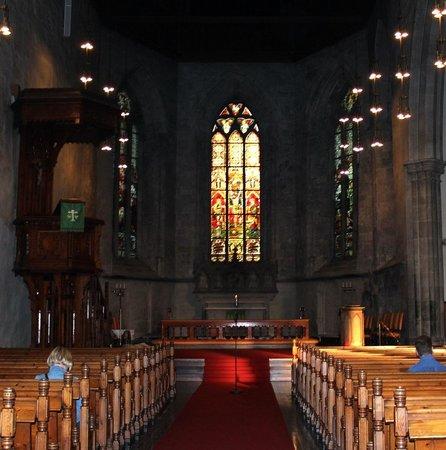 Domkirken (Bergen Cathedral) : Витражи