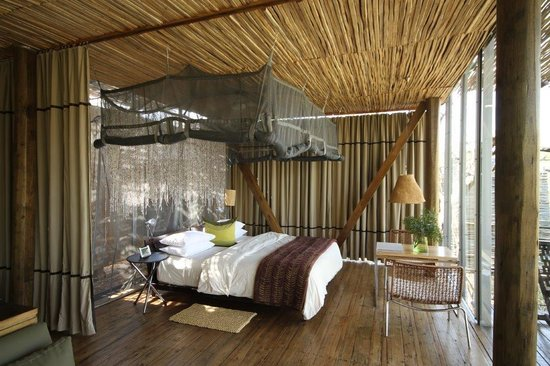 Singita Sweni Lodge: Luxurious rooms
