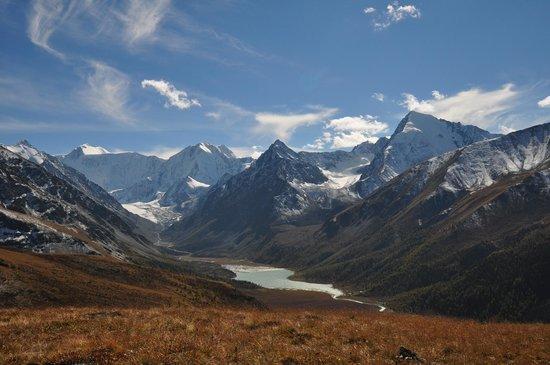 Belukha Mountain: Долина Ак-Кема