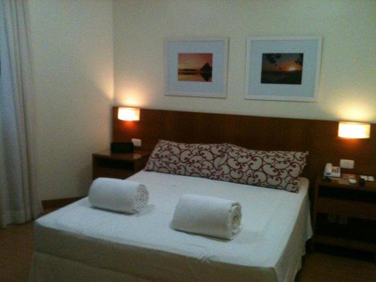 Mar Ipanema Hotel: La stanza