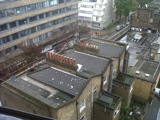 The Principal London : View from the room
