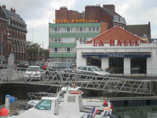 Hotel Borel: le nez sur le vieux Port