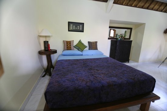 Alam Sari Homestays : Homestay bedroom