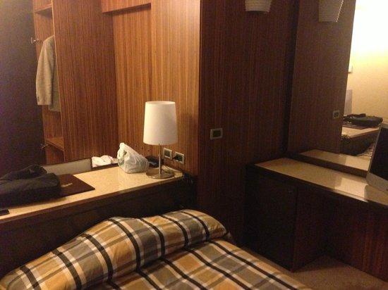 Hotel Carrobbio: camera