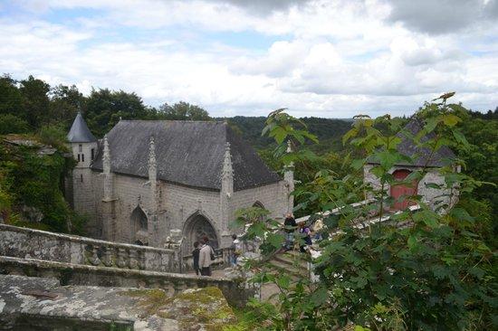 Sainte Barbe : chapelle Ste Barbe - une surprenante découverte !
