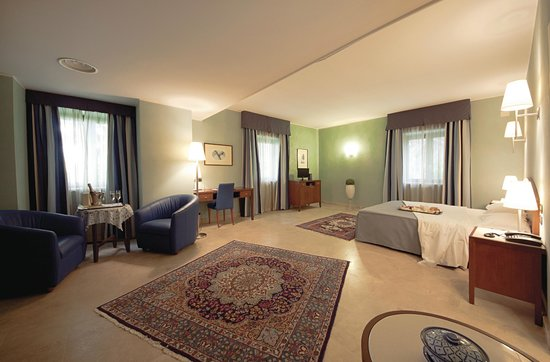 Grand Hotel Paestum Tenuta Lupo': Zaffiro
