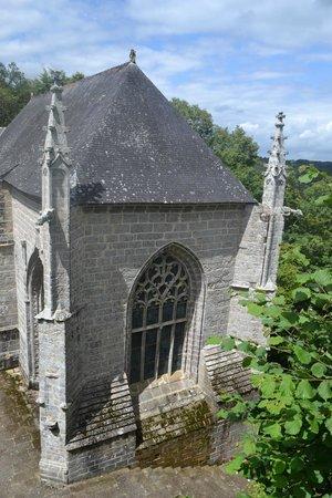 Sainte Barbe : Chapelle Ste Barbe - 3 chapelles en une