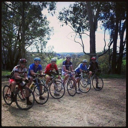 Adelaide Hills Cycling