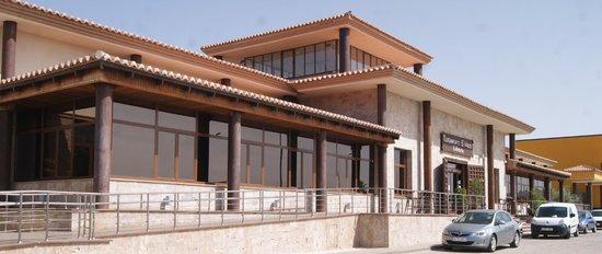Puertollano, Spain: vista de entrada a cafeteria