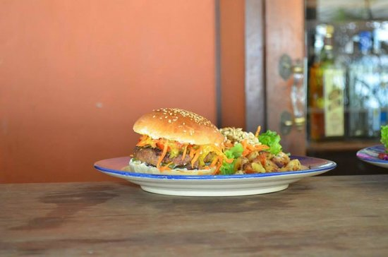 Burger Bar: Not to be missed