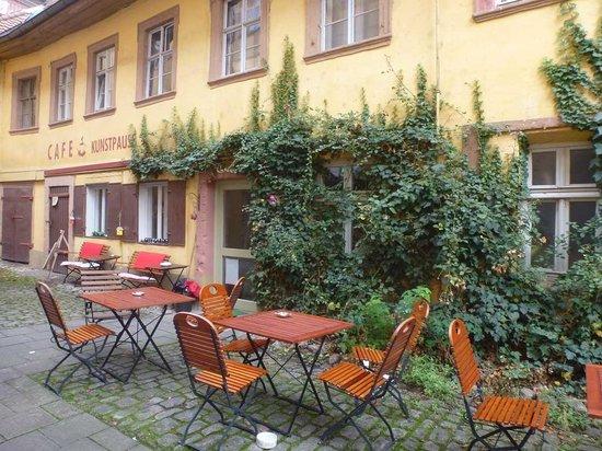 Café Kunstpause: Außenansicht