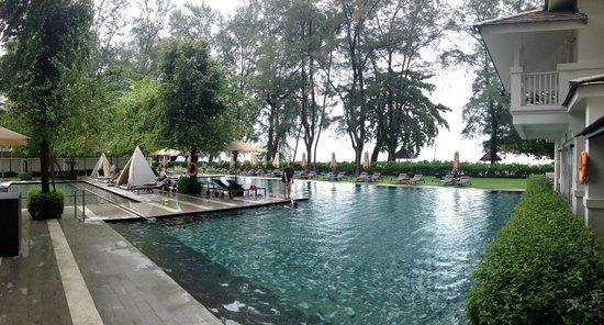 Lone Pine Hotel: Lone Pine pool