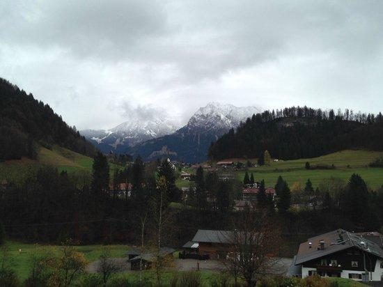 Alpenhotel Oberstdorf: View