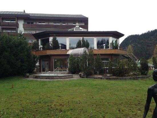 Alpenhotel Oberstdorf : View of hotel