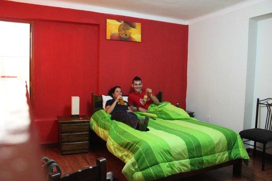 Che Lagarto Hostel Cusco: .