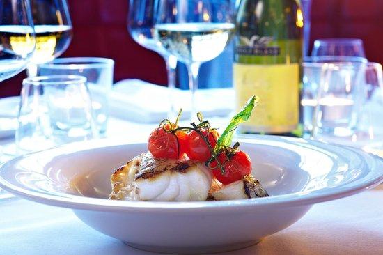Porto Praga Global Food & Wines: Main dish