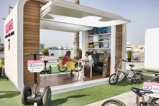 QQ Bikes: Tours en bicicleta eléctrica en Málaga
