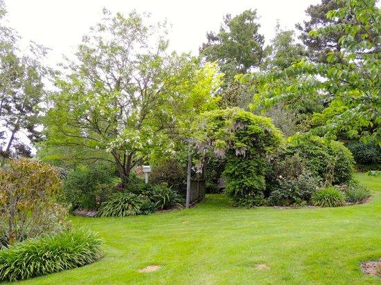 Bronte, Nouvelle-Zélande : Garden rooms for you to enjoy