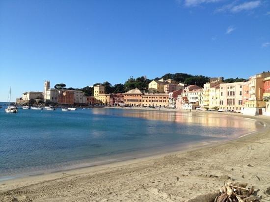 Sestri Levante, Italia: baia del silenzio
