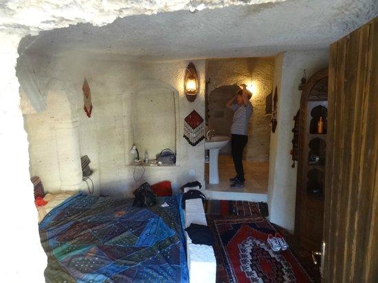 Chez NazIm: Notre chambre