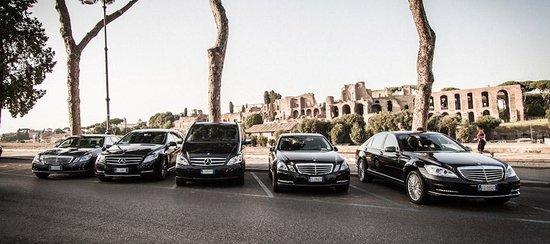 Transfer in Rome