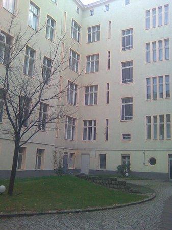 Novum Hotel Gates Berlin Charlottenburg: Hinterhaus