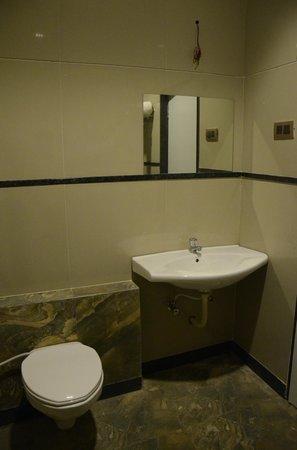 Hotel Jhankar Palace: Toilets