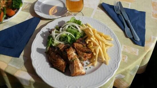 The Beach Basket: Piri Piri Chicken