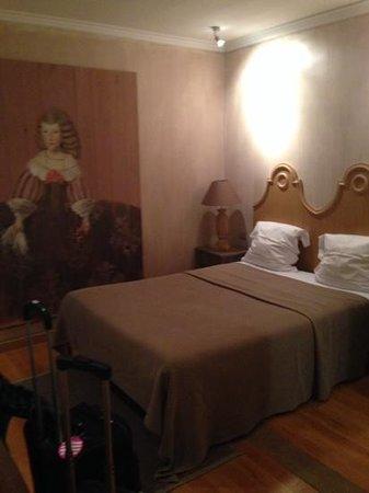 Hotel le Petit Trianon: room 5