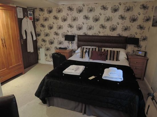 1863 Bar Bistro Rooms: Room 4 double bed - very nice