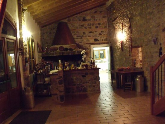 Medesano, Italien: il nostro camino per il ( porceddù )