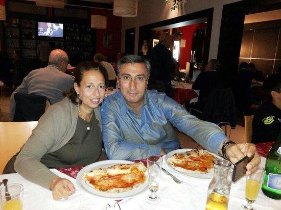 Benvenuti a Tavola: Pizza sorriso. Bella novità'