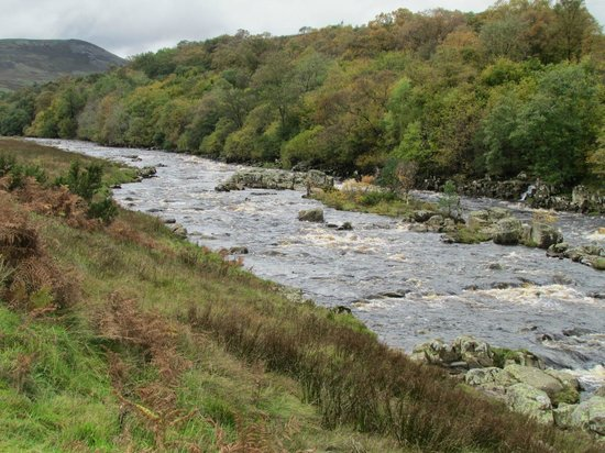 High Force Waterfall: River Tees