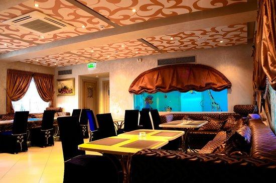 Caravan House Restaurant: 2nd floor