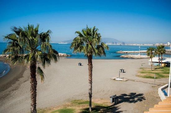 Hotel La Chancla: Playa