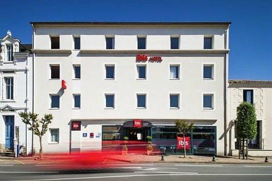 ibis Les Sables d'Olonne Centre : L'Hôtel