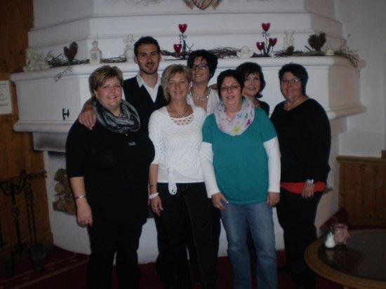 Wellness-Sport-Hotel Bayerischer Hof: Gruppenbild