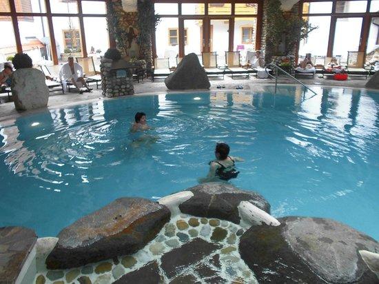 Wellness-Sport-Hotel Bayerischer Hof: Schwimmbad
