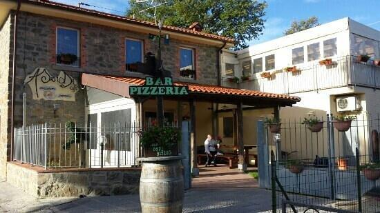 Seradi Cafe: entrata
